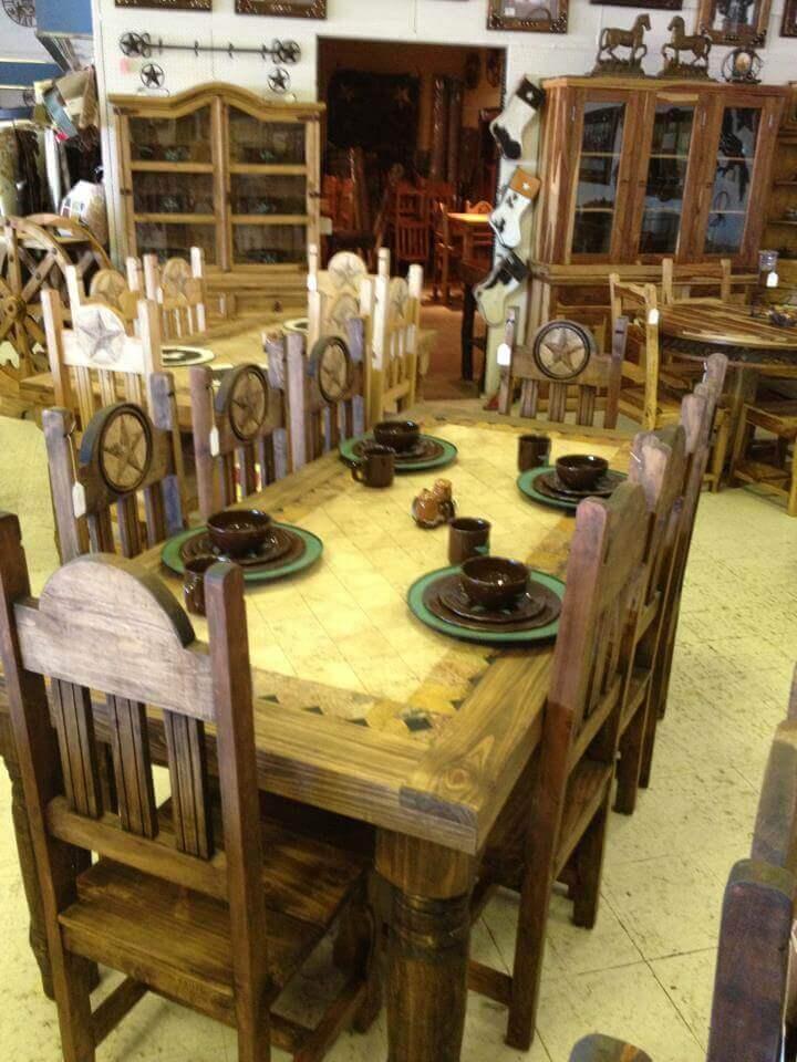 Rawhide Rustic Furniture Showroom